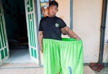 Так виглядає хлопчик після схуднення