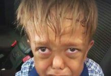 Хлопчик терпить булінг