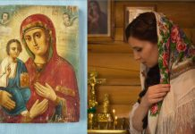 Молитва для женщин на среду