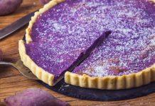 Фіолетовий пиріг