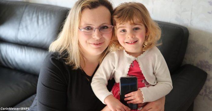 Софія і її мама Саманта