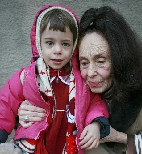 Мама і дитина