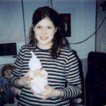 Мама з маленькою донькою