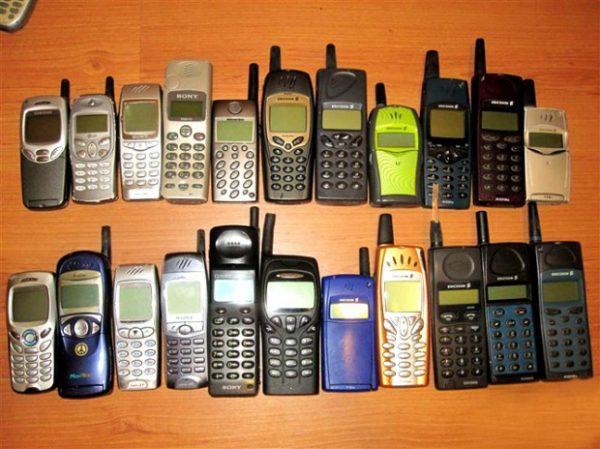 Смартфоны 90-х