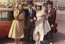 Весілля 80-х років