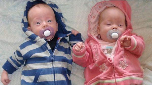 Джеймі і його сестричка