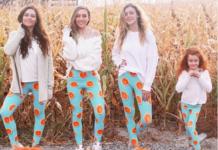 Джессіка і її дочки
