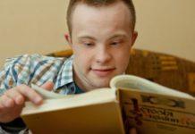 Українець із синдромом Дауна