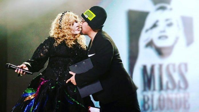 Дмитрий Коляденко и Ирина Билык