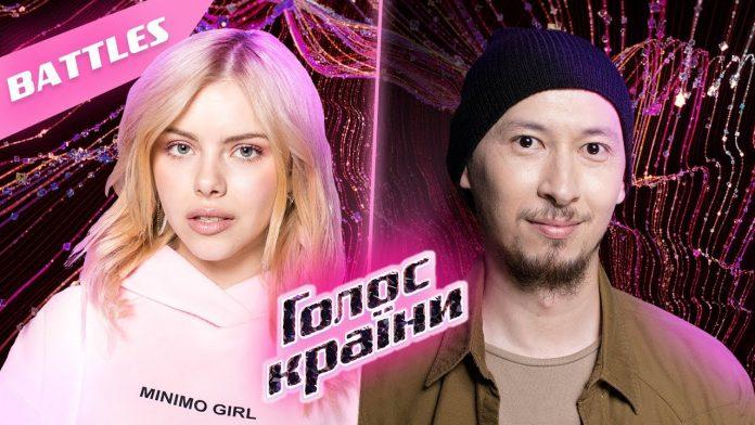 Мария Кондратенко и Ерлан