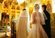 Коронавирус и венчание в церкви