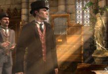 Лучшая комьютерная игра - Шерлок Холмс