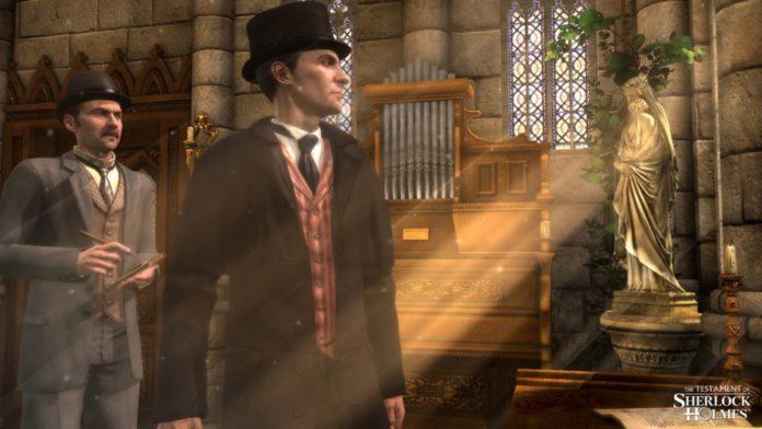 Краща комп`ютерної гра - Шерлок Холмс