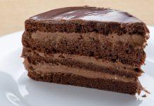"""Класичний торт  """"Празький """""""