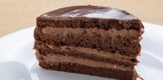 """Классический торт """"Пражский"""""""