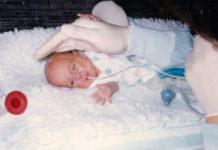 Дівчинка народилася вагою 566 грам