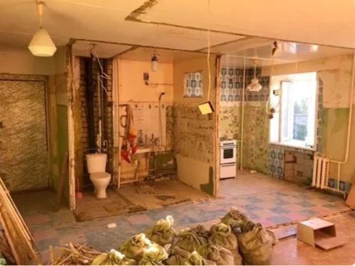 Квартира до ремонту