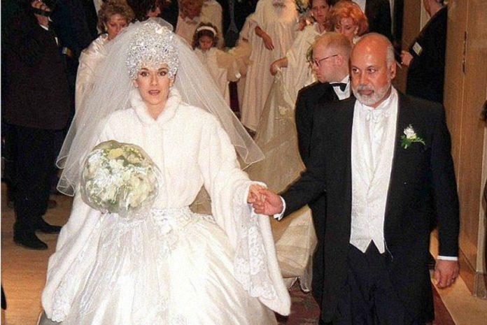 Селін Діон і Рене Анжеліл