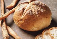 Домашний хрустящий хлеб