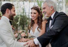 Валерий Меладзе на весіллі доньки