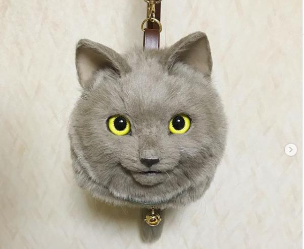 Сумка-кішка