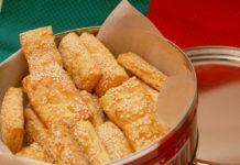 Простий рецепт печива з плавних сирків