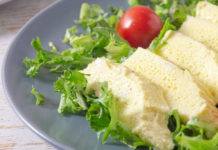 Рецепт омлету без смаження
