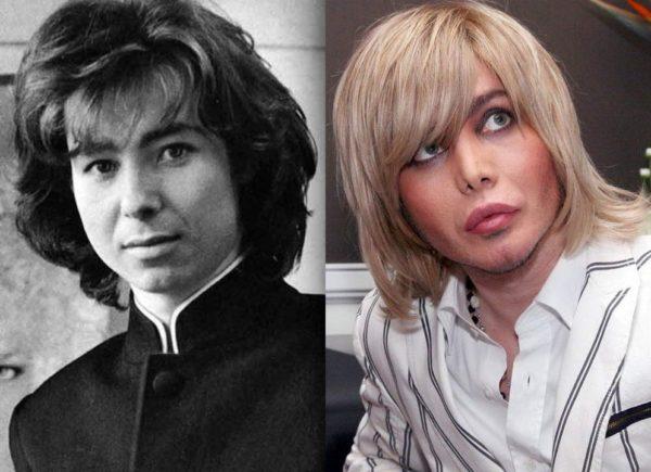 Сергій Звєрєв: до і після