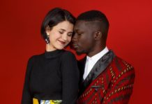 Россиянка вышла замуж за африканца