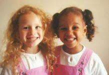 Сестри-близнята