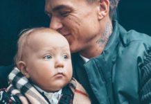 Влад Топалов з сином Михайлом