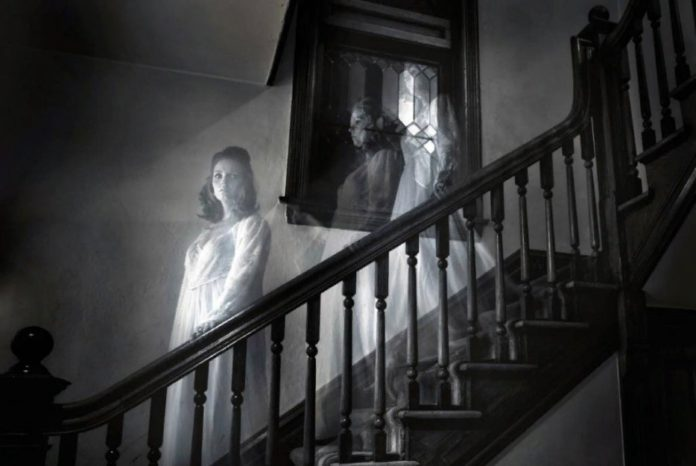 Есть ли призраки?
