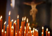 Молитва в Страсний вівторок