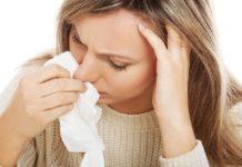 Признак болезни - отсутствие восприятия запаха