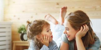 Радостное общение с ребенком