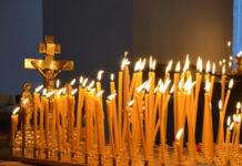 Молитви після Великодня