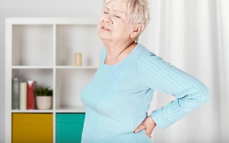 Не нужно терпеть боль в спине