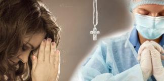 Моліться за лікарів з чистим серцем і вірою
