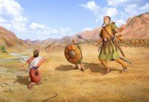 Битва Давида і Голіафа