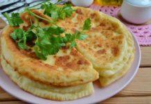 Быстрый рецепт хачапури
