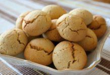 Кофейное печенье за 15 минут