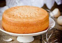 Рецепт бісквіта для тортів