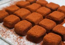 Простий рецепт цукерок Трюфель
