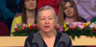 65-летняя женщина