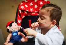 Дитині пересадили 6 органів