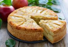 Рецепт Шарлотки з яблуками