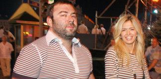 Віра Брежнєва з першим чоловіком Михайлом Кіперманом