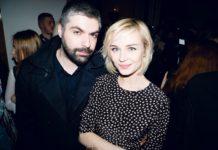 Поліна Гагаріна з чоловіком Дмитром Ісхаковим
