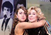 Любов Успенська з донькою Танею