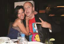 Олексій Потапенко з Іриною Горовою